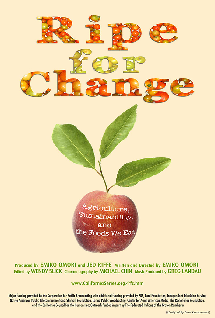 Ripe for Change poster