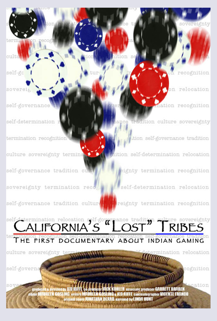 California's Lost Tribes poster