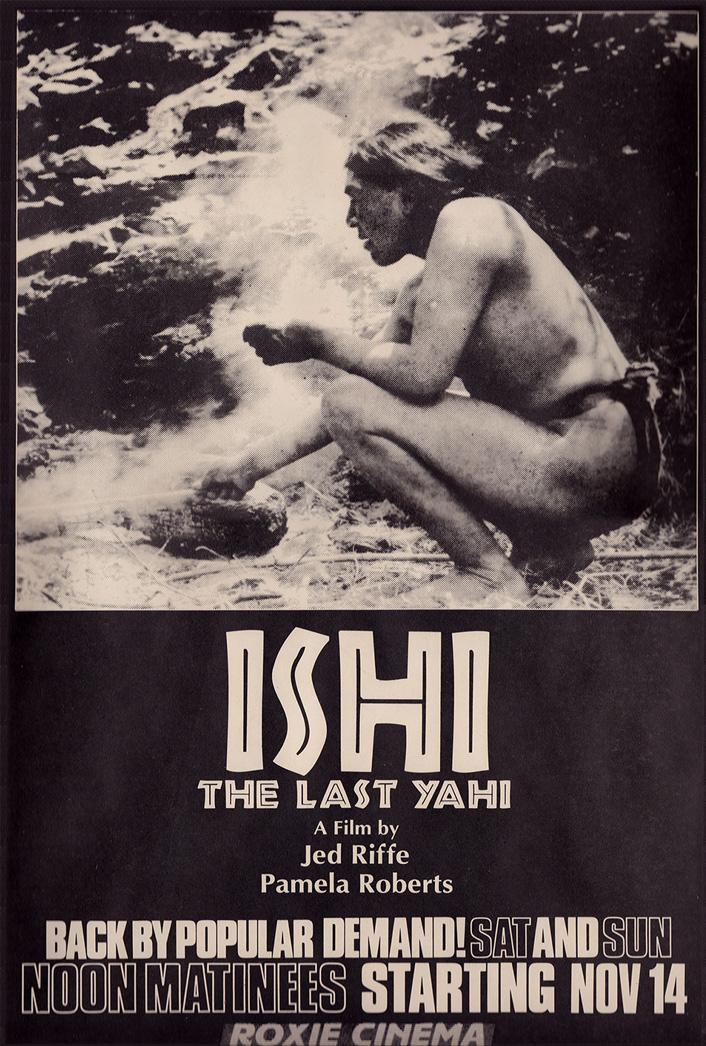 Ishi poster